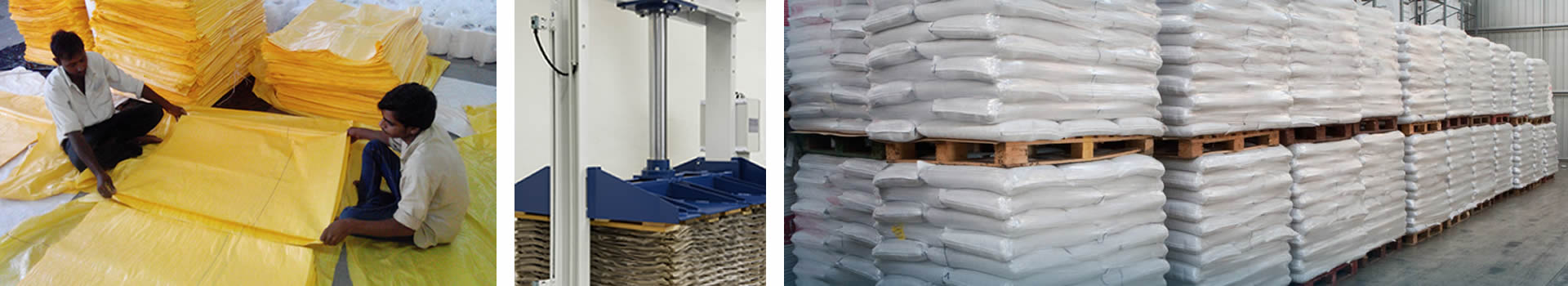 FIBC Bulk Bag laboratory testing equipment