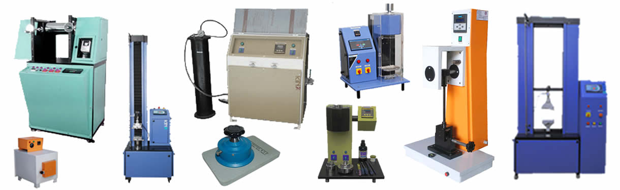 PP Woven Sack laboratory testing equipment
