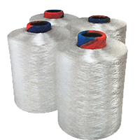 PP Multifilament Yarn, Twisted, Non-twisted, UV Treated, Air-intermingled